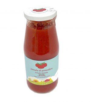 Tomato purée Biofavole