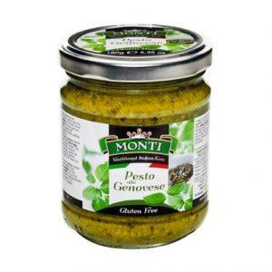 Pesto alla genovese Monti 180 gr