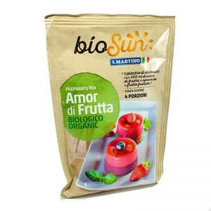 Organic Amor di Frutta gluten free BioSun 62 gr