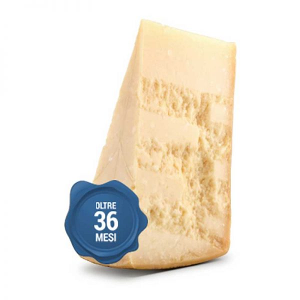Brown Cow Parmigiano (Solodibruna) aged over 36 months