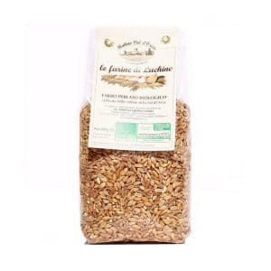 Organic Pearled Spelt – Mulino Val d'Orcia 500 gr