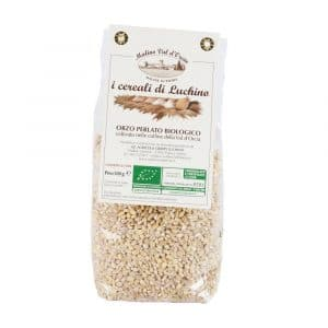 Organic Pearled Barley – Mulino Val d'Orcia 500 gr