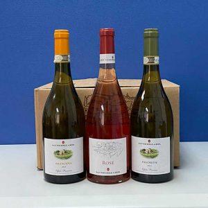White & Rosé Wine box
