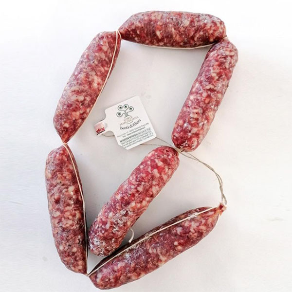 Dry cured sausage – Corte Marchigiana